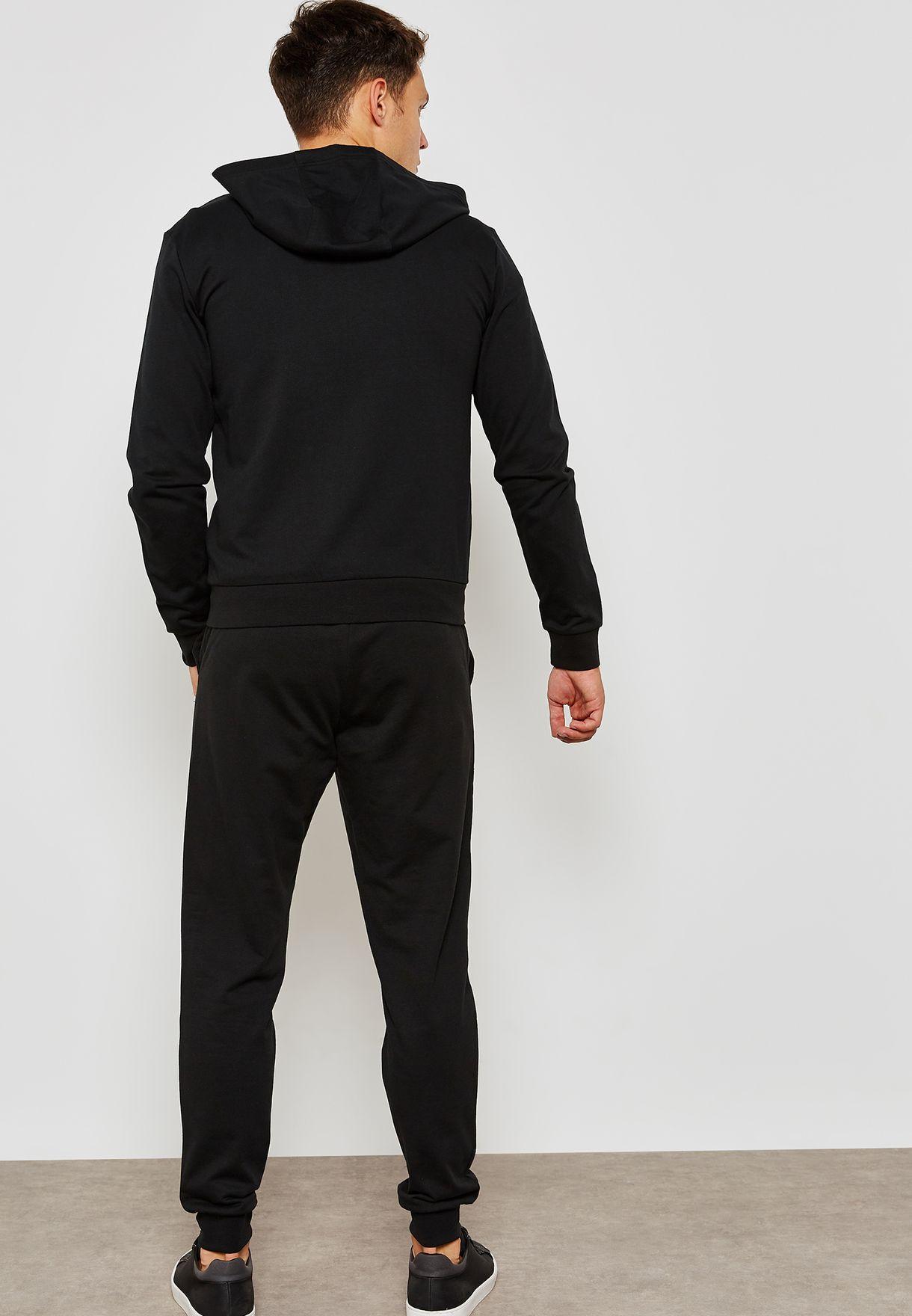 Train Visibility Hoodie+Sweatpants