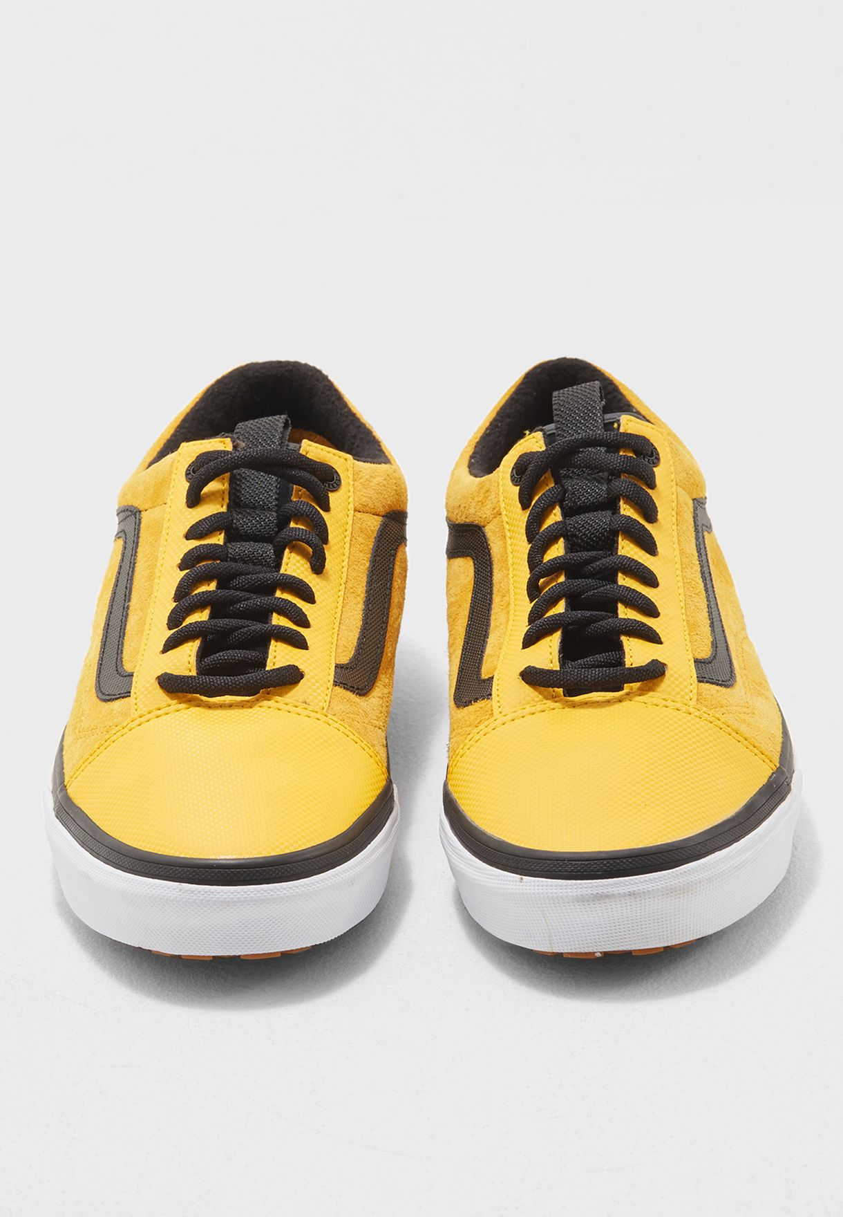 Shop Vans yellow TNF Old Skool MTE DX VA48GQWI for Men in UAE ... 59c8b111c