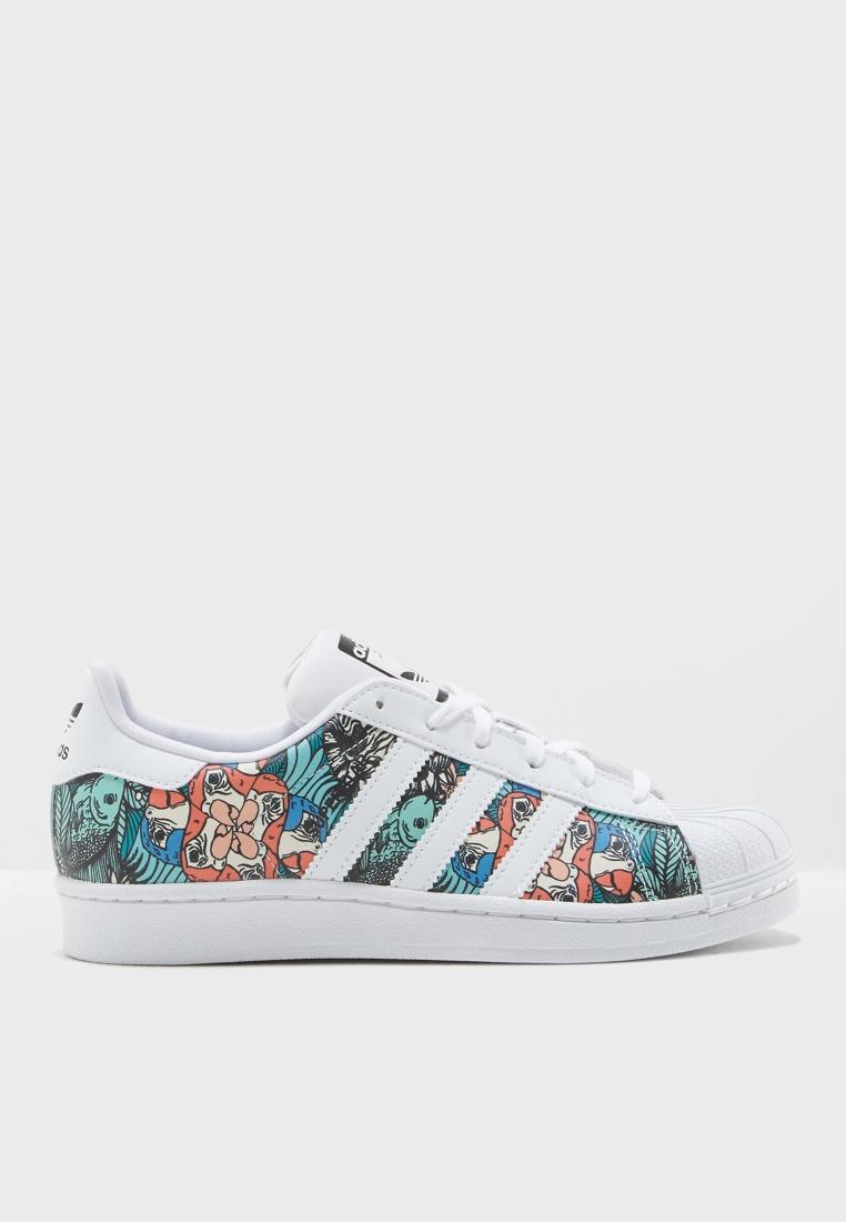 adidas Originals prints Youth Superstar