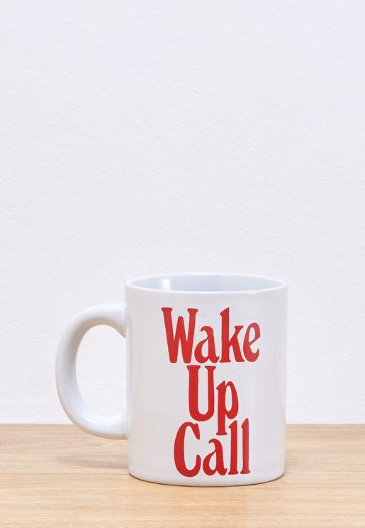 Wake Up Call Hot Mug