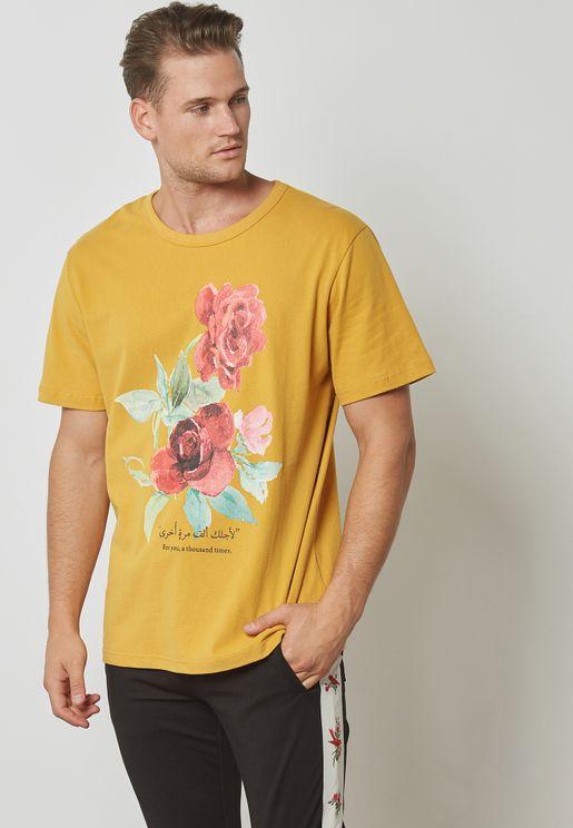 A Thousand Times T-Shirt