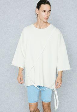 Tapered Sweatshirt