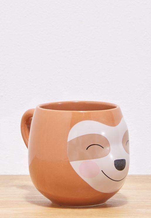 Happy Friends Sloth Mug