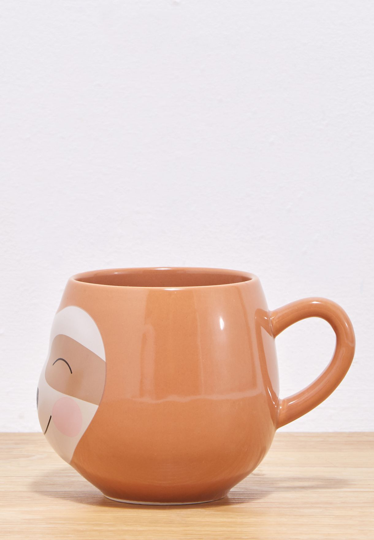 Happy Friends Sloth Mug