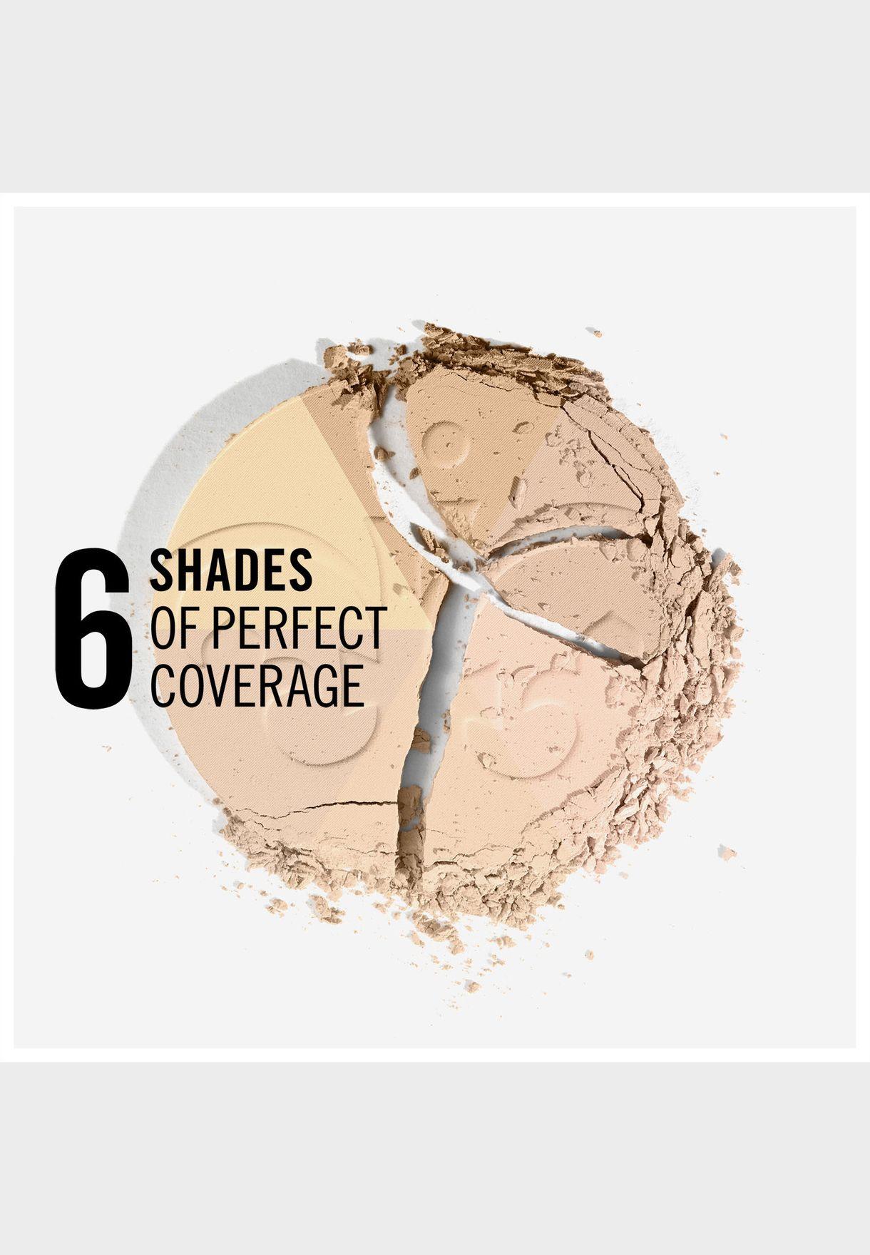Stay Matte Pressed Powder- 004 Sandstorm