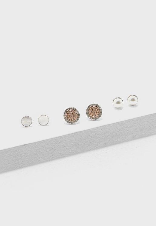 Embellished Earrings Pack