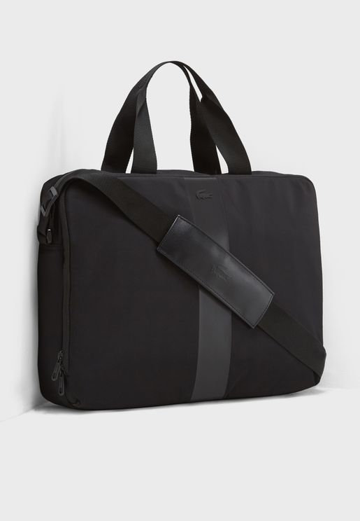 Stripe Laptop Bag