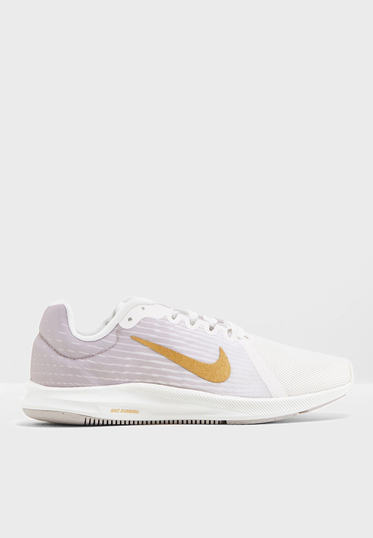 46257eba7f3b8 Shop Nike white Downshifter 8 908994-012 for Women in UAE - NI727SH96FLN