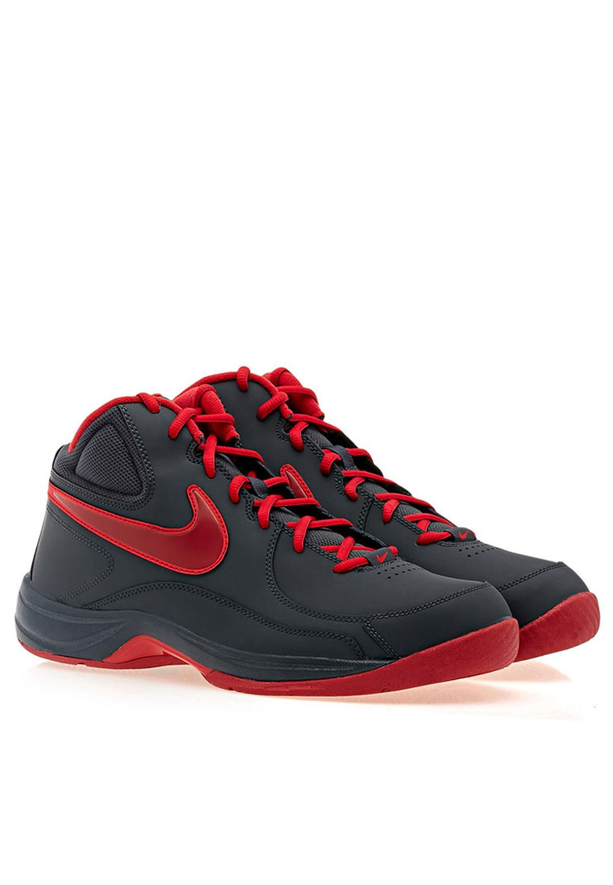 dbf58621c8b Shop Nike The Overplay Vii Basketball Shoes 511372-017 for Men in ...