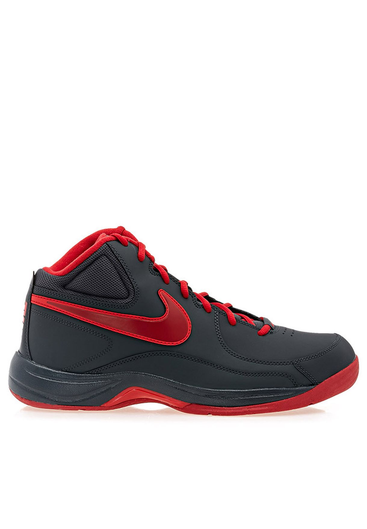 924d4f51a4a0 Shop Nike The Overplay Vii Basketball Shoes 511372-017 for Men in ...