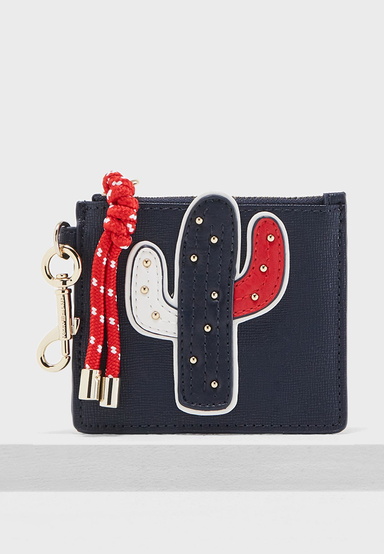 Buy Tommy Hilfiger navy Cactus Card