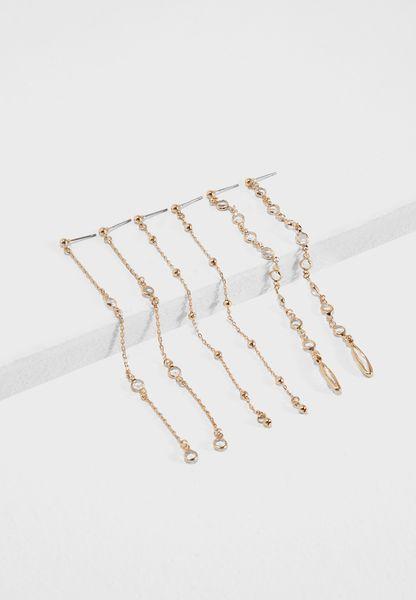 3 Pack Aciladia Earrings
