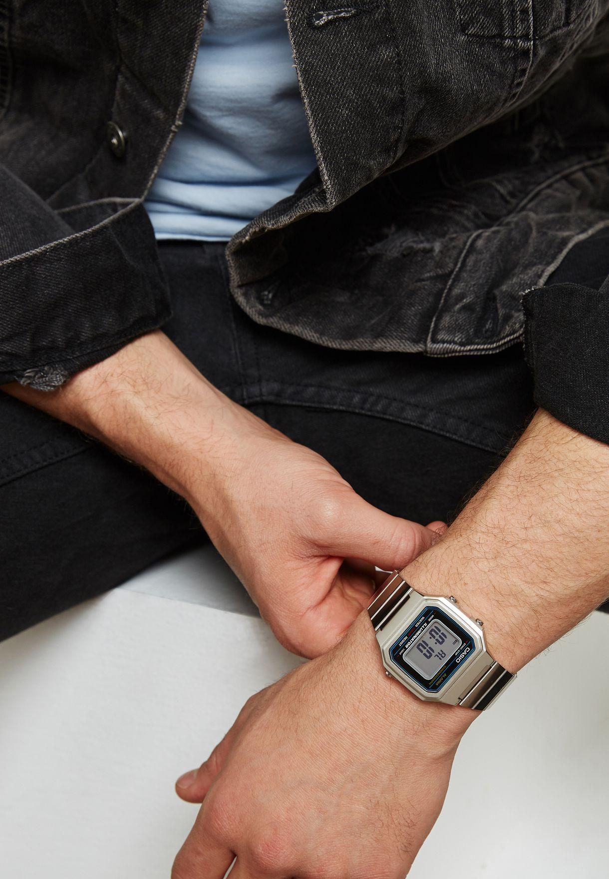 Classic Retro Digital Watch