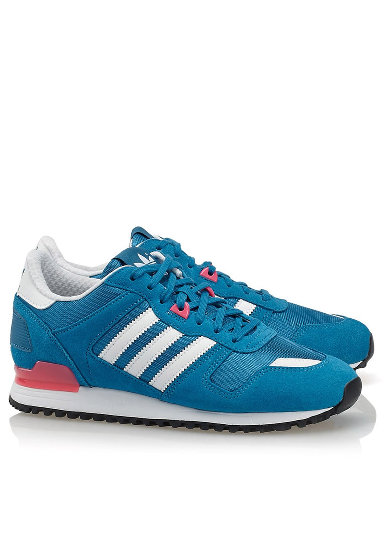 04bbad228a70a Shop adidas Originals blue ZX 700 Sneakers M20978 for Women in UAE ...
