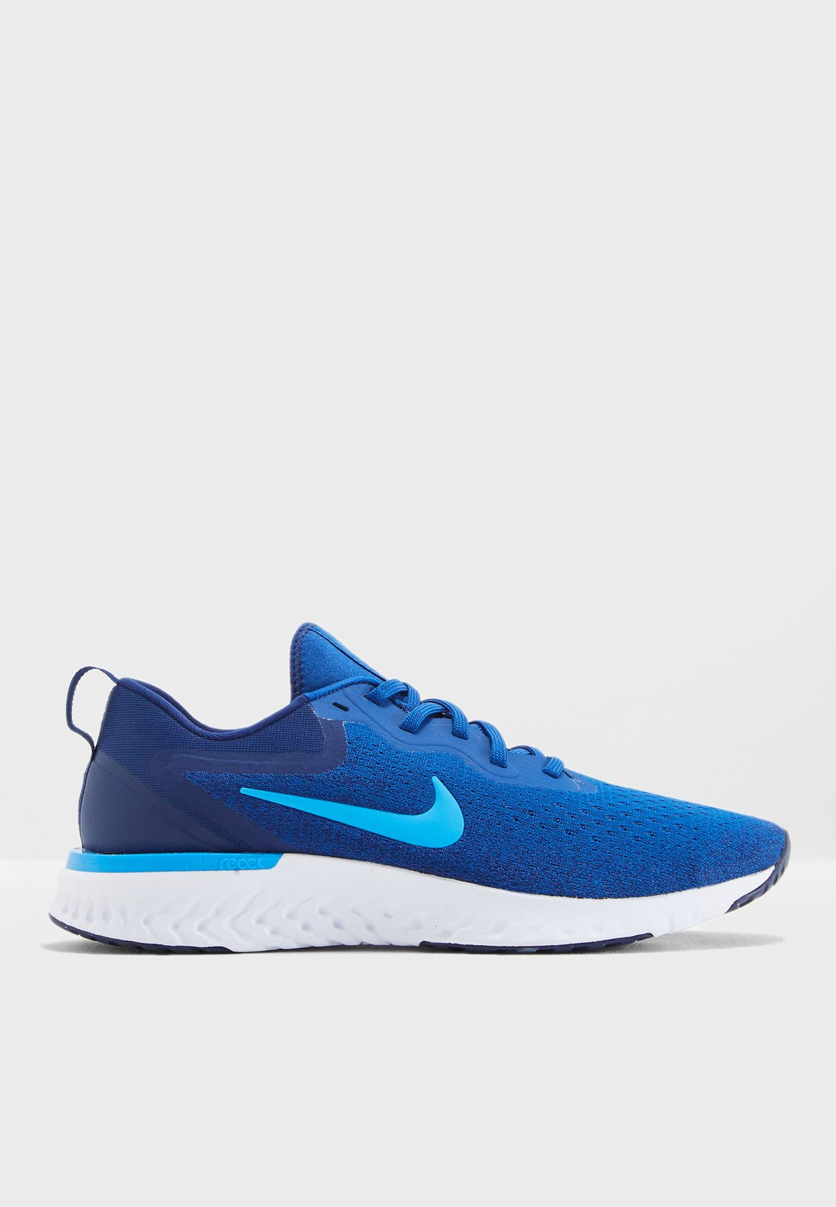 the latest 68682 abe57 Shop Nike blue Odyssey React AO9819-404 for Men in UAE - NI727SH96WSP