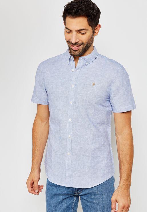 Textured Shirt