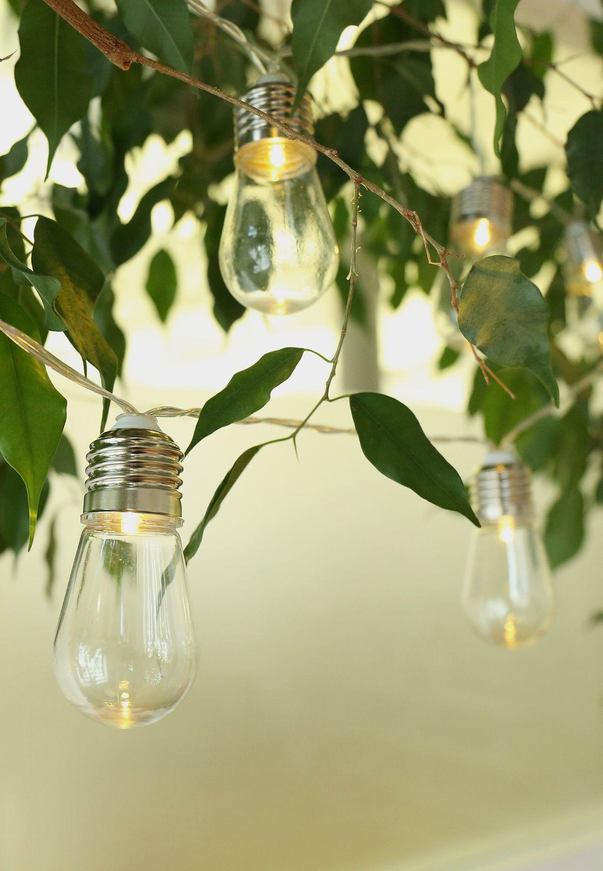 ديكور من مجموعة اضواء LED