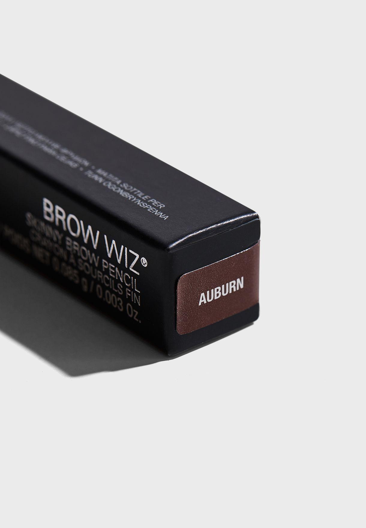 Brow Wiz - Auburn