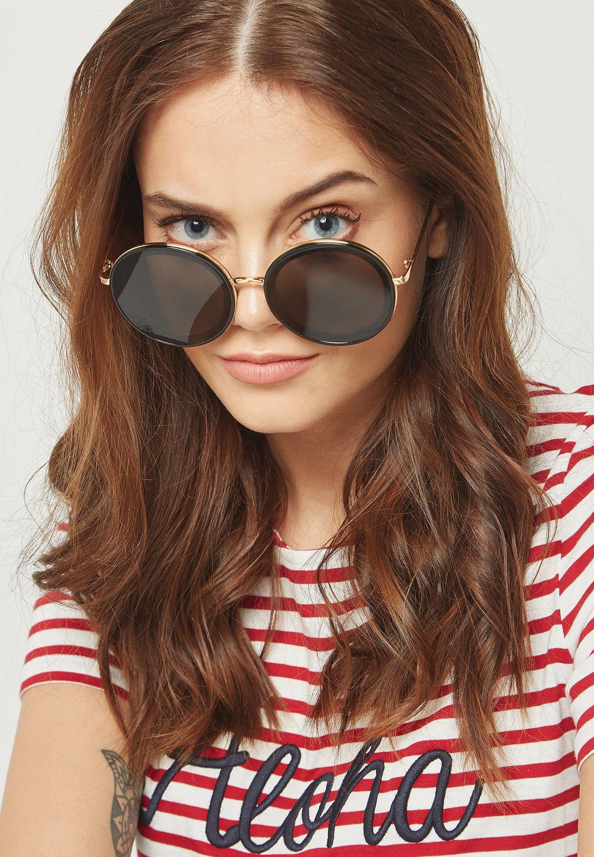 cb8acb9d5f Shop Aldo black Lerch Sunglasses LERCH98 for Women in UAE - AL729AC96WLZ