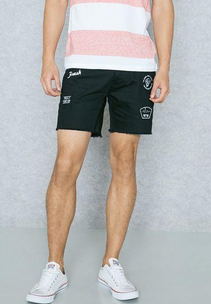 Southbadge Shorts
