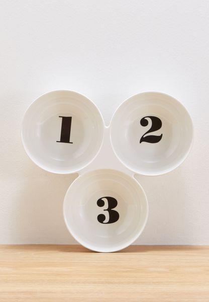 Raise A Glass Trio Bowl