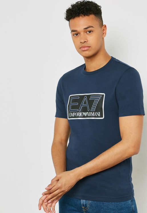 Train Visibility Crew Neck T-Shirt