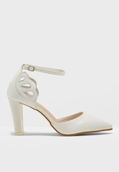 Abby Heeled Pumps