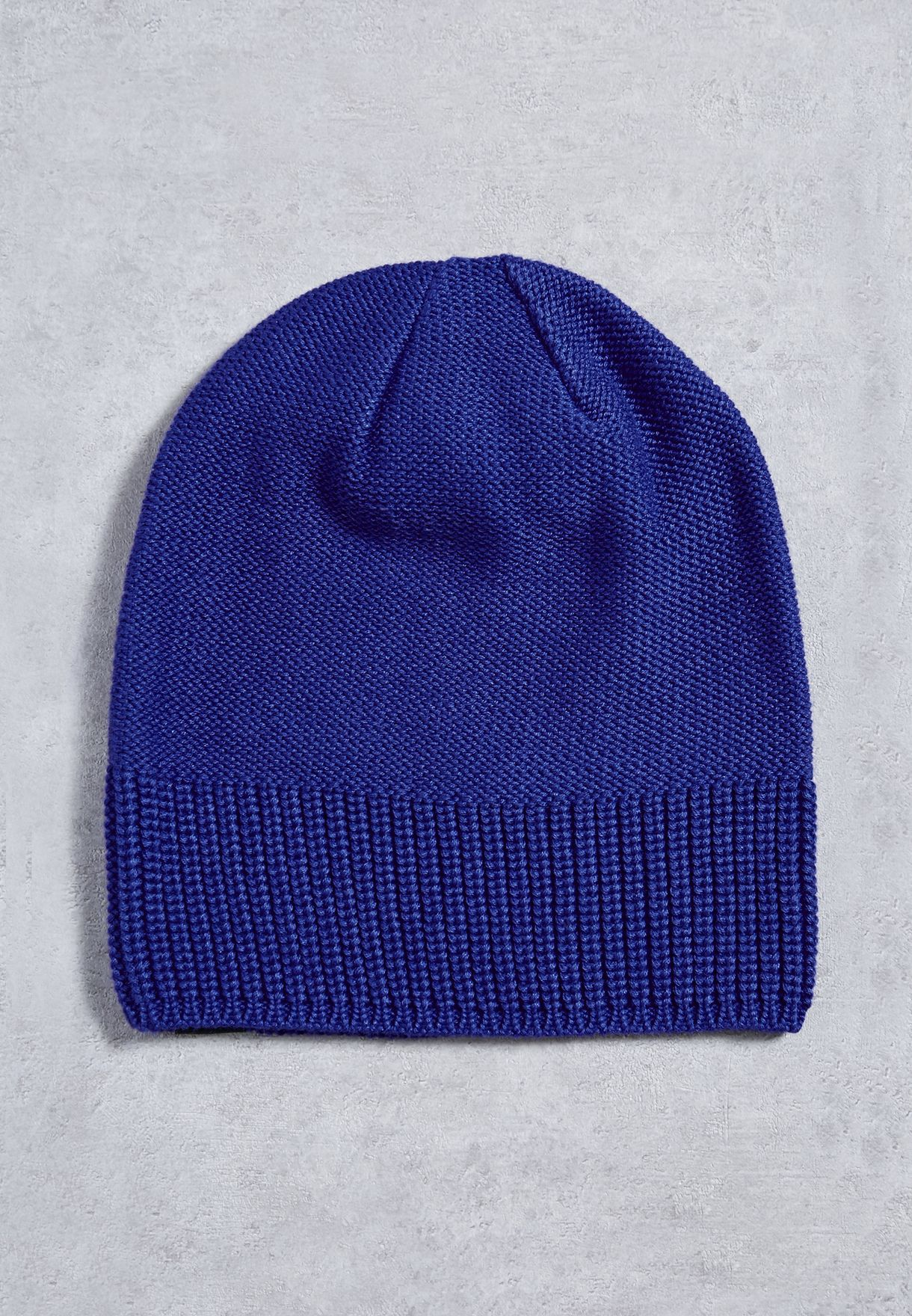 Shop Nike blue Jordan Jumpman Beanie 801769-482 for Men in ... c223b3ba13f