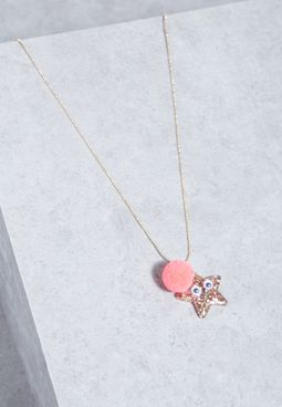 Kids Star Necklace