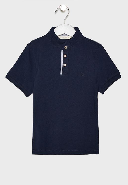 Kids Essential Polo