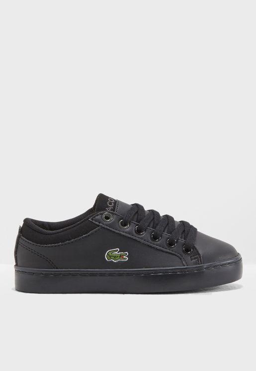 Kids Straightset BL 1 Sneaker