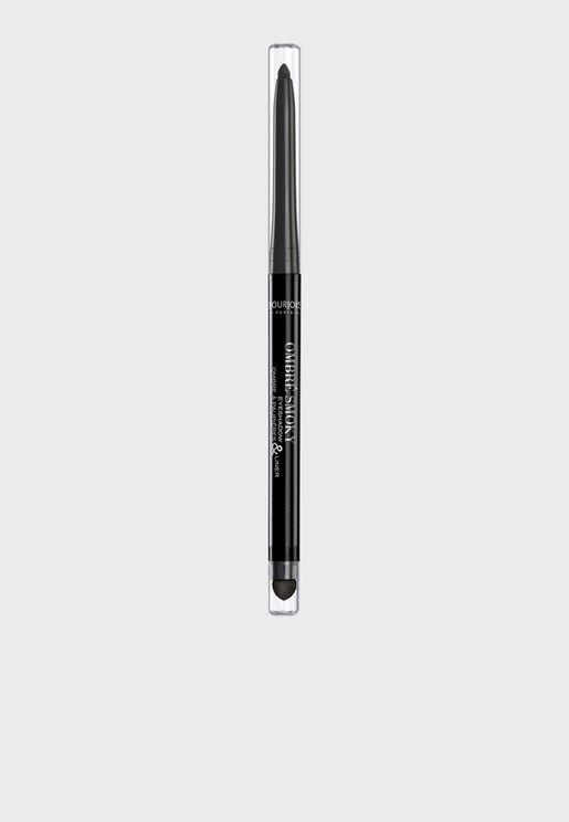قلم لاينر وظل عيون اومبر سموكي #01 - 0.28 جم