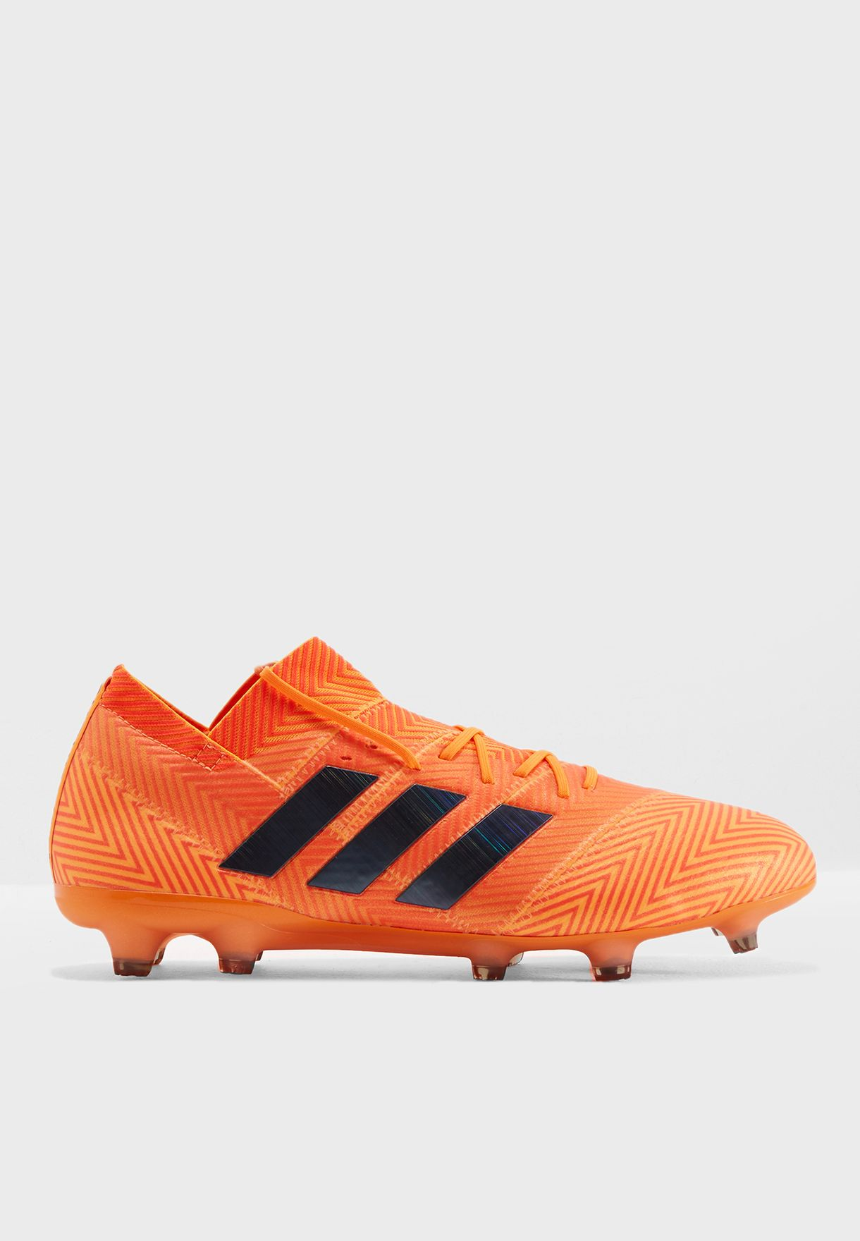 Shop adidas orange Nemeziz 18.1 FG DA9588 for Men in Kuwait - AD476SH86TTD b22c225bd2d49