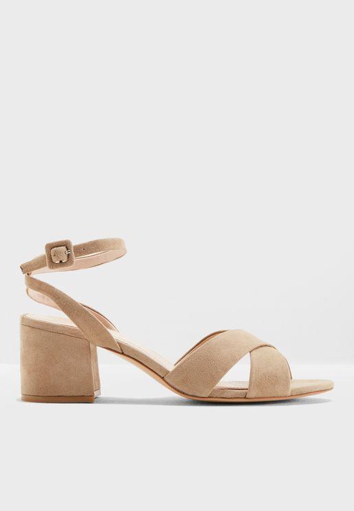 Sandra1 Criss-cross Sandal