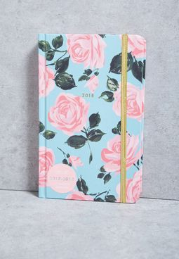 Rose Parade Notebook