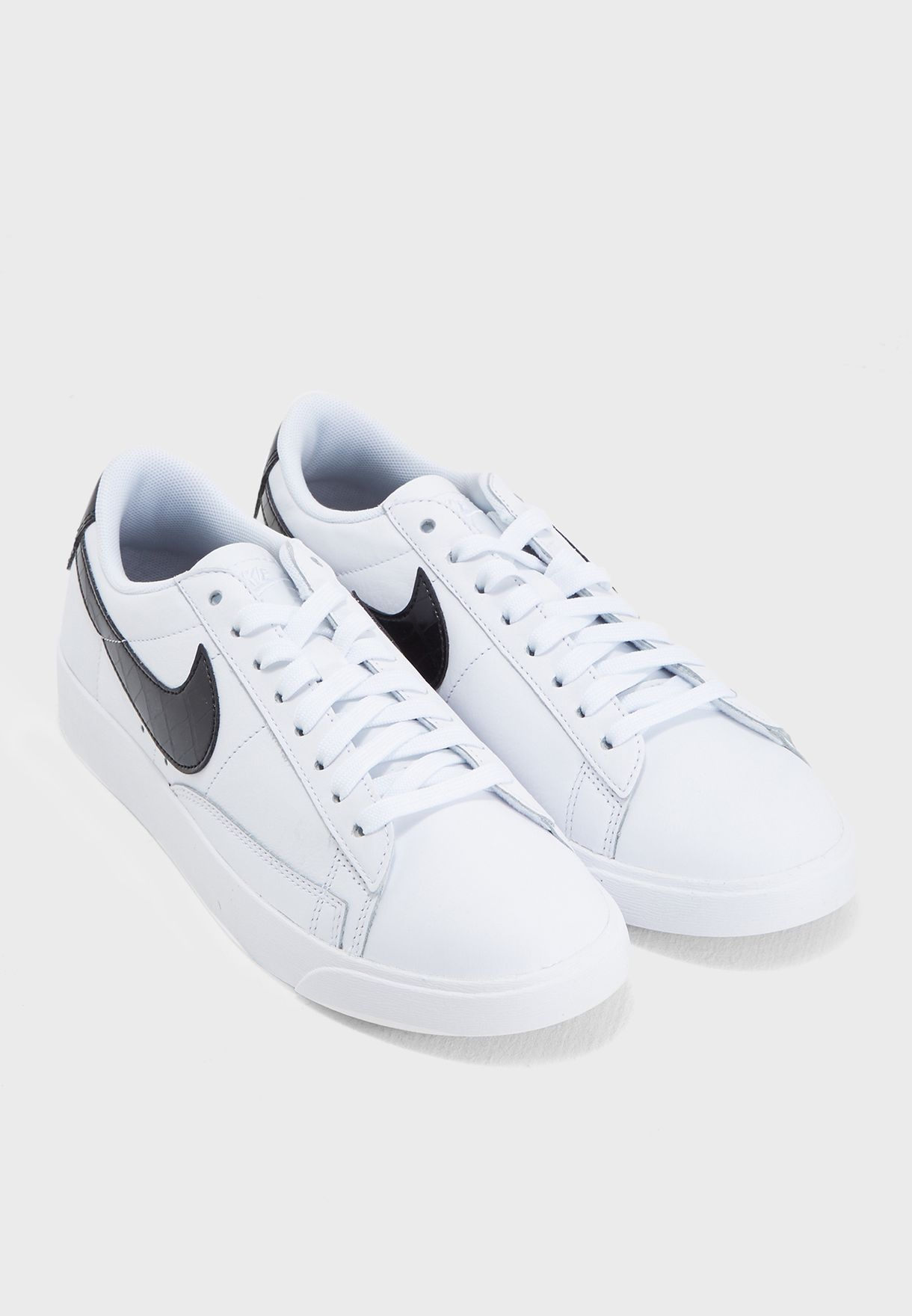 c015ad28bd36 Shop Nike white Essential Blazer Low BQ0033-100 for Women in UAE ...