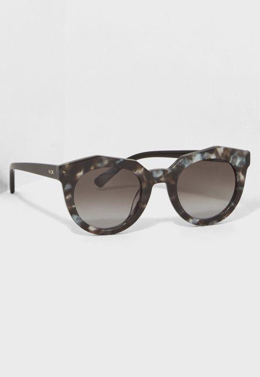 نظارة شمسية باطار رخامي