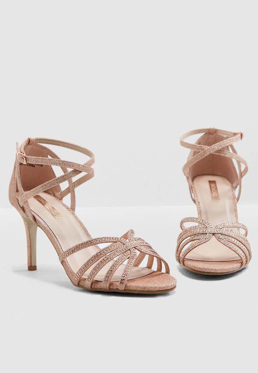 Baylee Heeled Sandal
