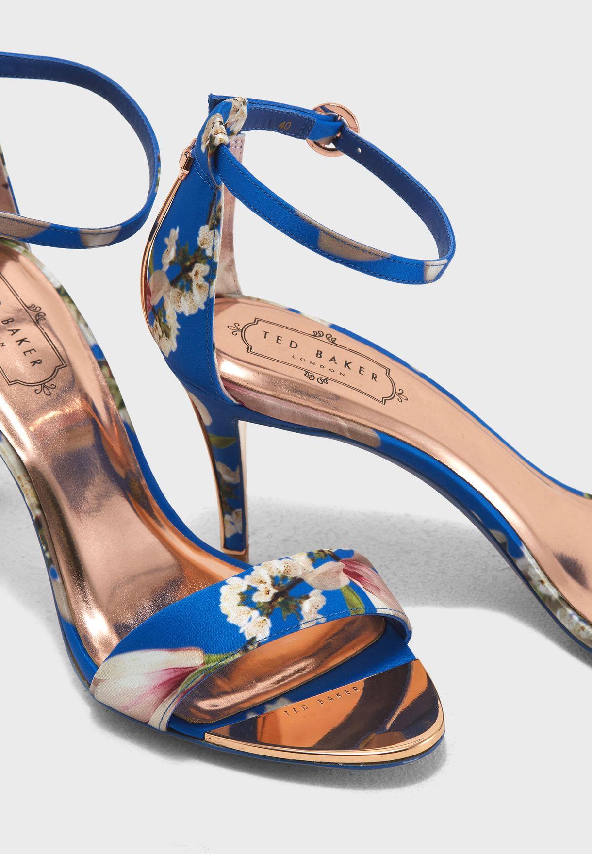 Shop Ted baker prints MAVBE Ankle Strap Sandals 917436 for Women in ...