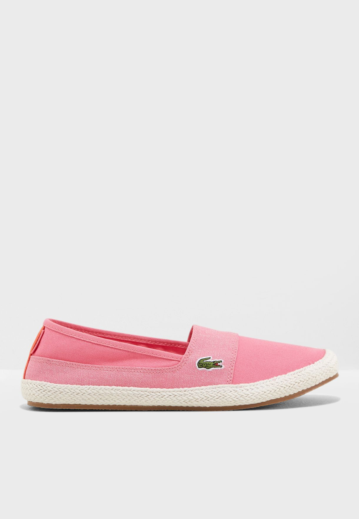 57e76b986d424 Shop Lacoste pink Marice 218 1 35CAW0042-13C for Women in Oman -  LA014SH86ZWV