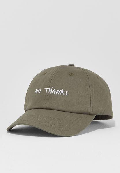 No Thanks Dad Hat