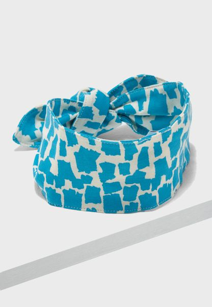 Infant Printed Headband