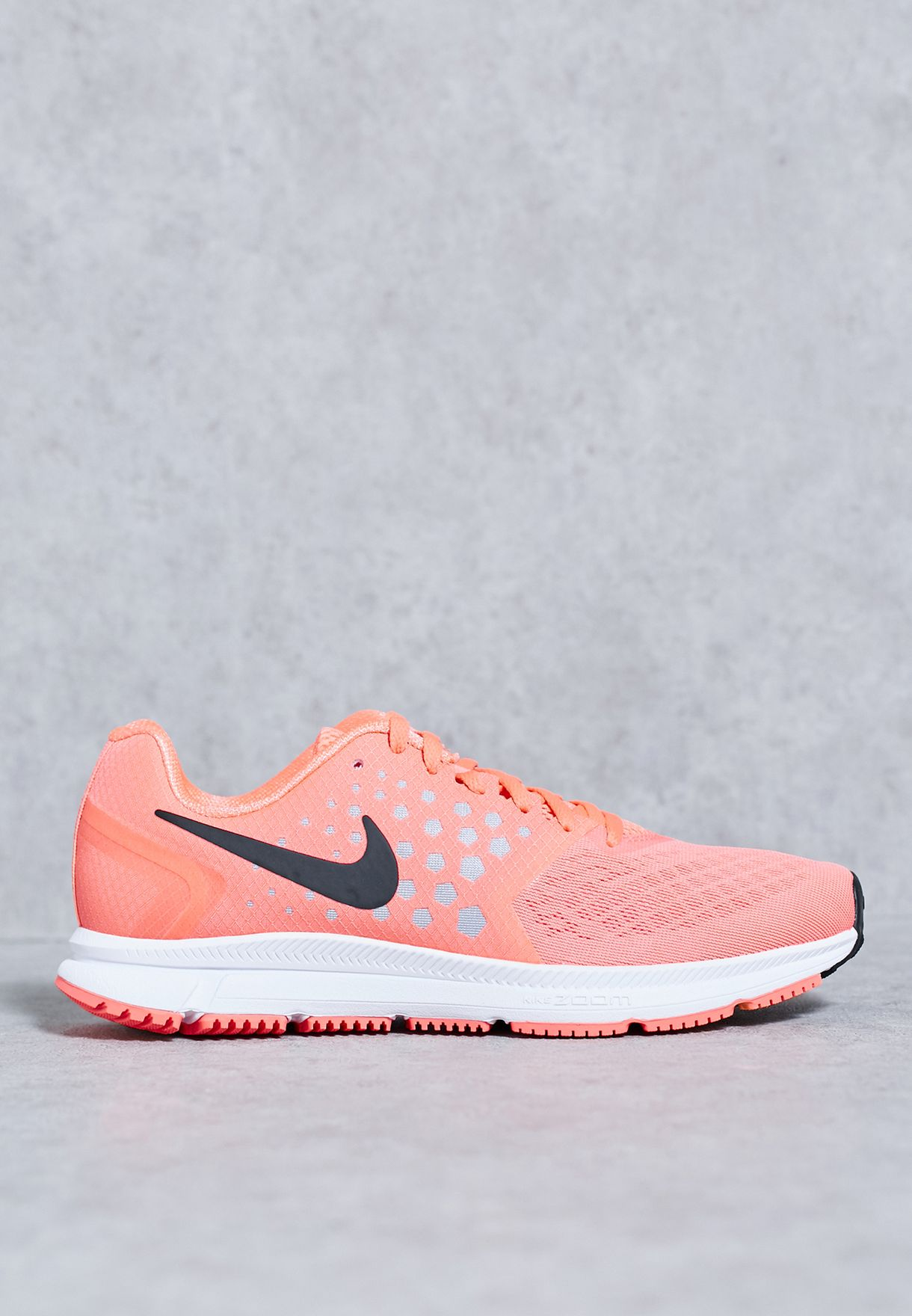7efd5884bd21 Shop Nike pink Zoom Span 852450-601 for Women in Globally - NI727SH86ZLP