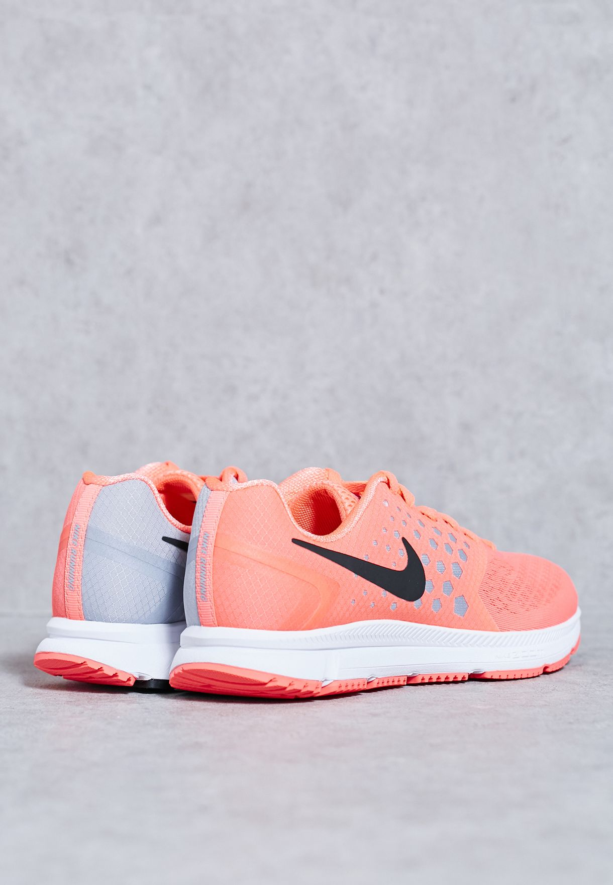 Shop Nike Pink Zoom Span 852450 601 For Women In Uae Ni727sh86zlp Shoes