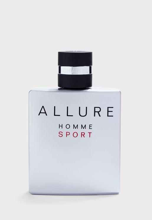 Allure Homme Sport 100Ml Edt