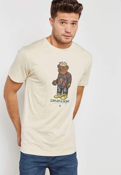 Bear logo T-Shirt