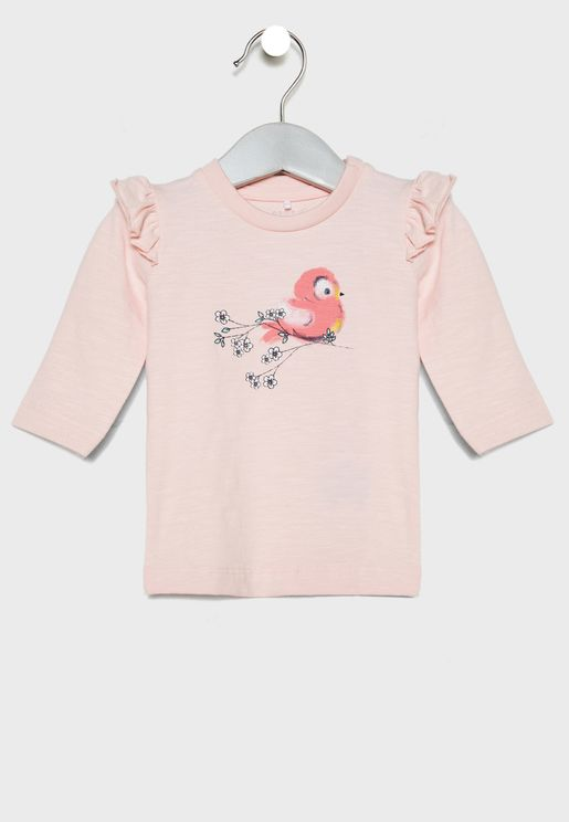 Infant Graphic Top