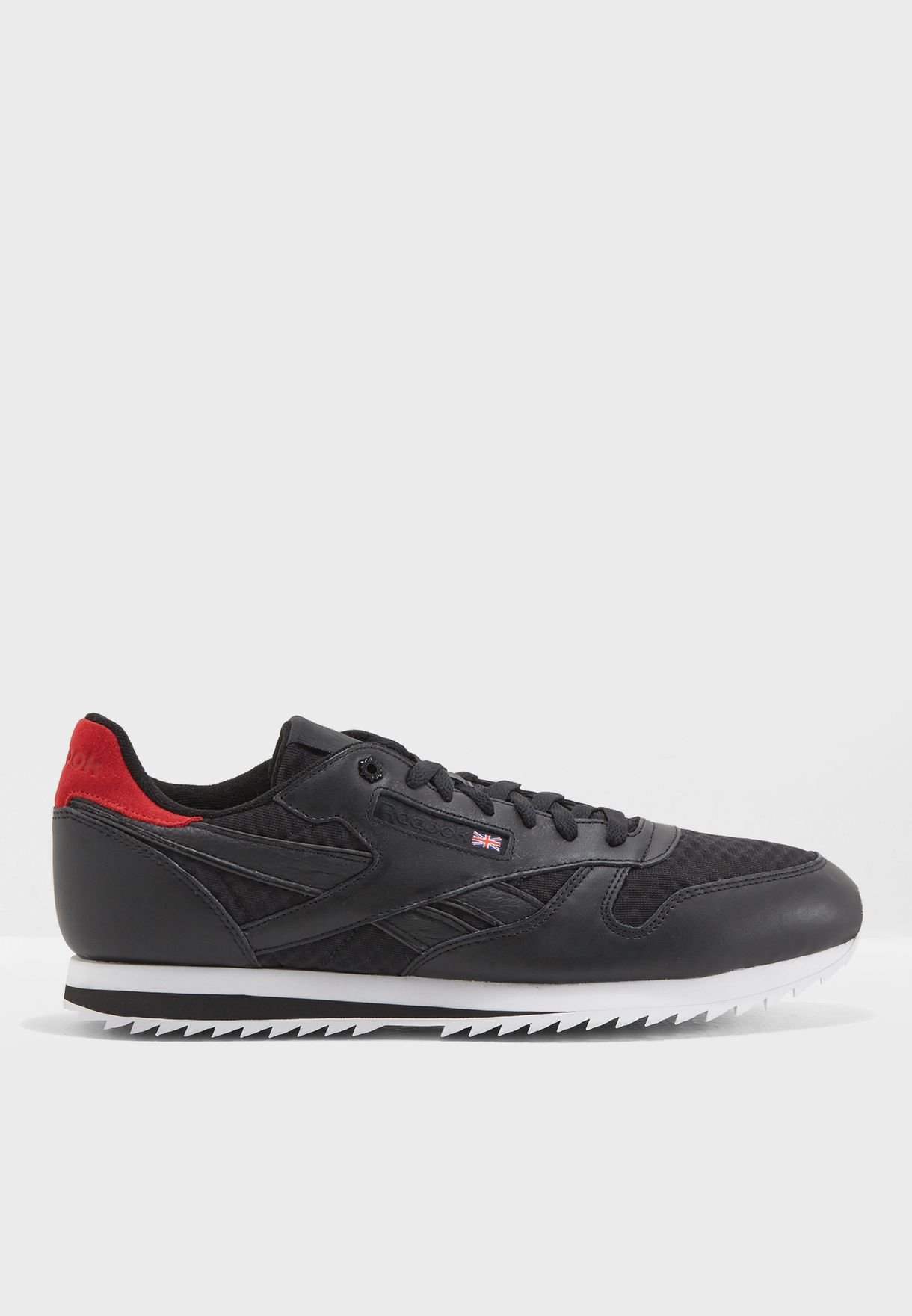Shop Reebok black CL Leather HC CM9669 for Men in Qatar - RE019SH86KFD 59ebab394