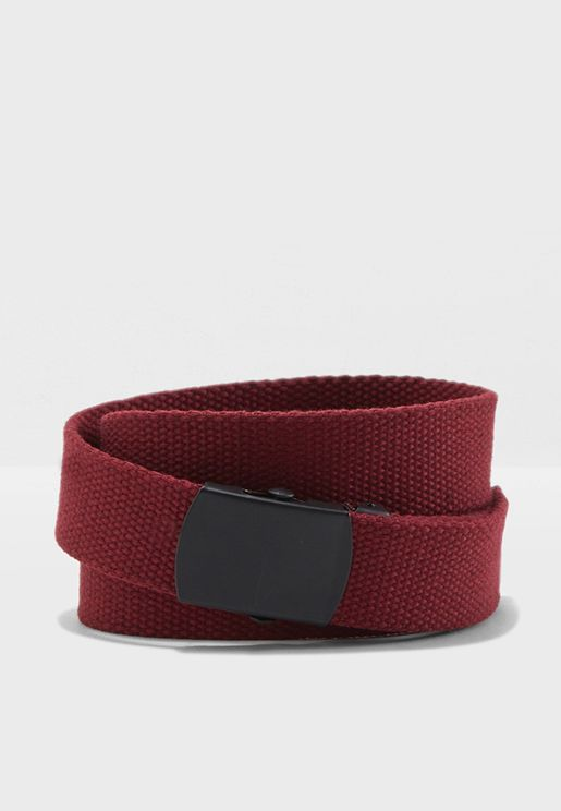 Webbed Non Allocated Belt