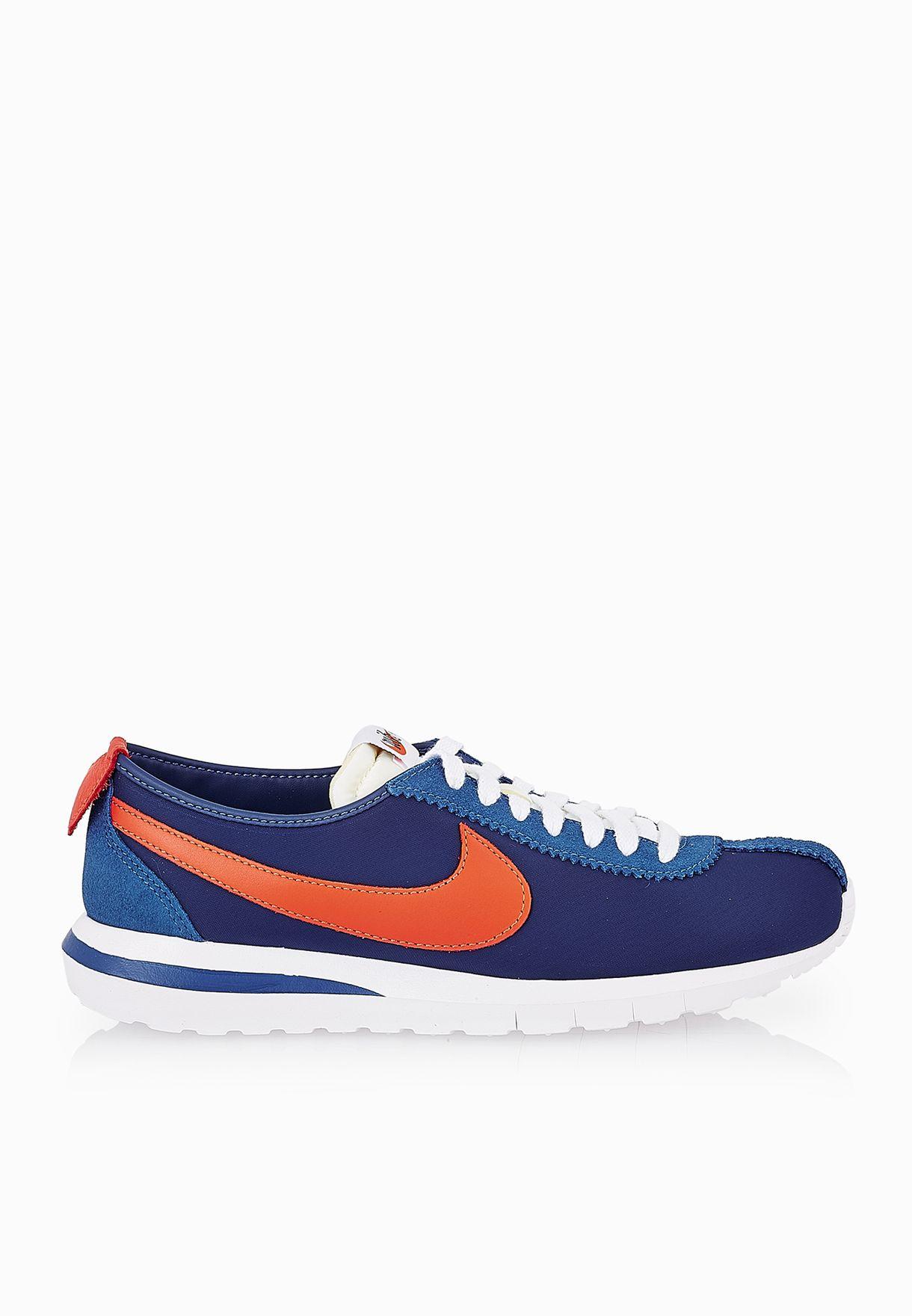 ca13d0a3a7db Shop Nike blue Roshe Cortez NM 823299-407 for Men in UAE - NI727SH86GKN
